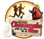 2017 Kona Cheesecake Run