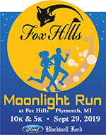 2019 Moonlight Run at Fox Hills
