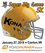 2018 Super Big Game 5K