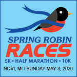 2020 Spring Robin Races