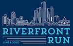 2020 Detroit Riverfront Run