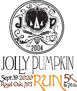 2020 Jolly Pumpkin Run (Royal Oak)
