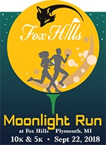 2018 Moonlight Run at Fox Hills